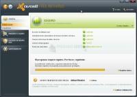 Captura Avast! Free Antivirus