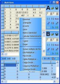 Screenshot CalcMAT