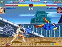 Pantallazo Street Fighter 2