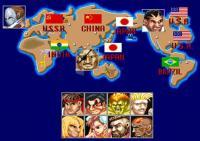 Screenshot Street Fighter 2