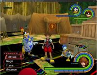 Captura de pantalla PCSX2