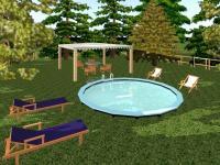 Foto Diseño Jardines y Exteriores 3D