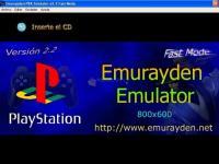 Pantallazo Emurayden Emulator