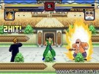 Screenshot Dragon Ball Z MUGEN Edition
