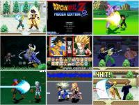 Pantalla Dragon Ball Z MUGEN Edition