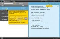 Captura de pantalla Master Writer