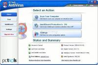 Pantallazo PC Tools AntiVirus