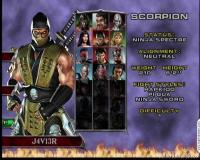 Screenshot Mortal Kombat MUGEN
