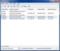 Pantallazo IP Shifter