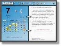 Pantallazo Calendario