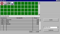 Screenshot Control de Ciber Servidor