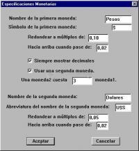 Captura de pantalla Control de Ciber Servidor