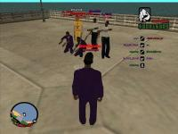 Screenshot GTA San Andreas Multiplayer