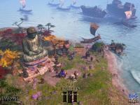 Pantalla Age of Empires III: The Asian Dynasties