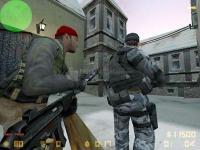 Pantalla Counter Strike