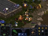 Captura de pantalla Starcraft