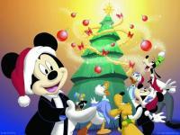 Pantallazo Árbol de Navidad Disney