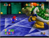 Screenshot Mupen64