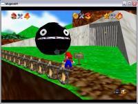 Captura de pantalla Mupen64