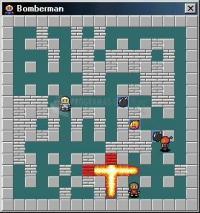Pantallazo Bomberman