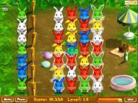 Screenshot Bunny Bounce Deluxe