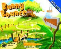 Captura de pantalla Bunny Bounce Deluxe