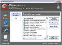 Captura CCleaner Portable