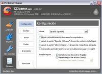Screenshot CCleaner Portable