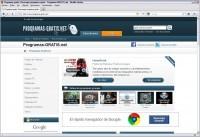 Fotografía Mozilla Firefox