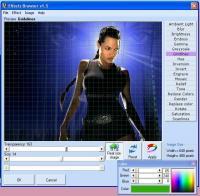 Screenshot Advanced Paint