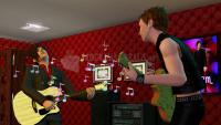 Captura de pantalla Los Sims 3