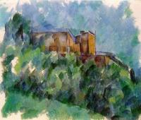 Screenshot Paul Cezanne Screensaver