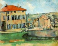 Pantalla Paul Cezanne Screensaver