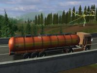 Pantallazo Euro Truck Simulator