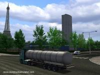 Pantalla Euro Truck Simulator