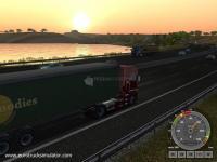 Fotografía Euro Truck Simulator