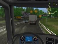 Fotograma Euro Truck Simulator