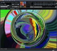 Captura de pantalla Winamp