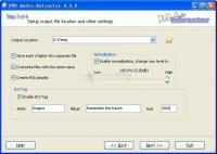 Captura DVD Audio Extractor