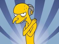 Pantallazo Señor Burns desnudo