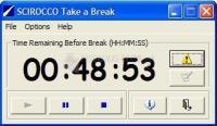 Pantallazo Scirocco Take a Break