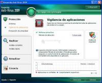Captura Kaspersky Anti-Virus