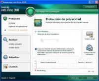 Screenshot Kaspersky Anti-Virus