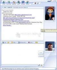 Foto MSN Messenger XP