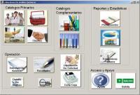 Pantallazo Laboratorio de análisis clínicos