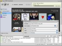 Pantallazo Super MP3 Download