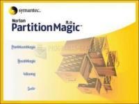 Foto Norton Partition Magic