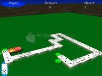 Screenshot 3DRT Dominos