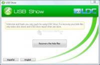 Pantallazo USB Show
