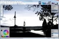 Fotografía Paint NET